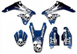 Trimkit RMZ 450 2008-2013 Skull