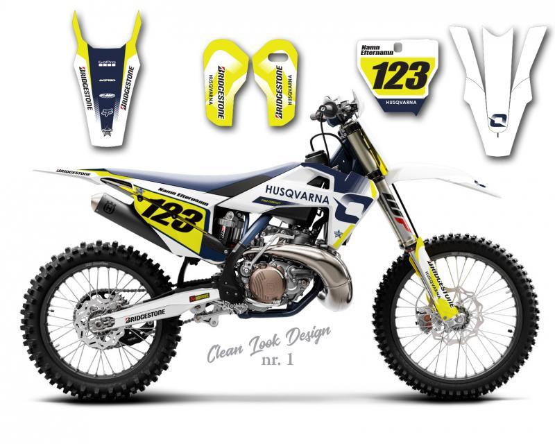 HVA Clean Look Design