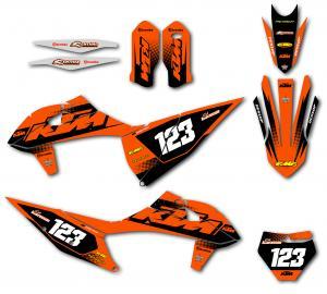 2018 KTM designer