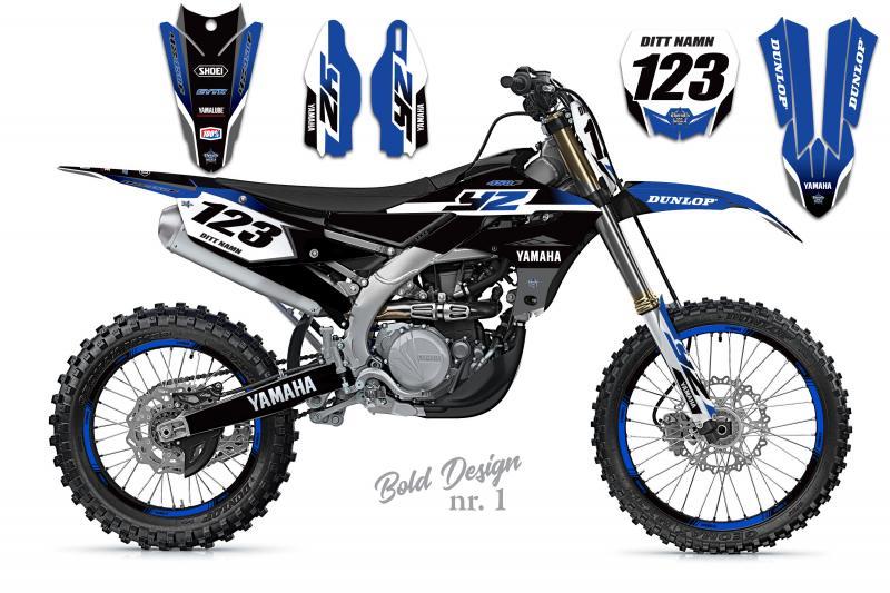 Yamaha Bold Design
