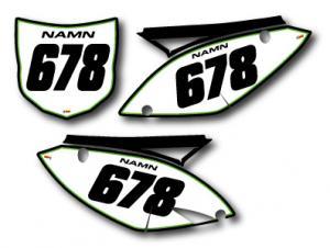 Nr-kit KXF 250 och 450 2009-2011 Simple Outline