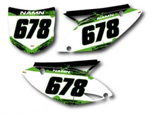 Nr-kit KXF 250 och 450 2009-2011