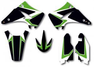 Trimkit KX 125-250 2003-2012 Classic