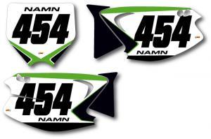 Nr-kit KX 125-250 2003-2012 Classic