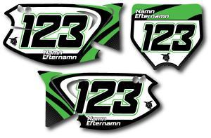 Nr-kit KX 125-250 2003-2012