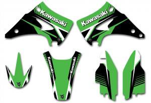 Trimkit KX 125-250 2003-2012
