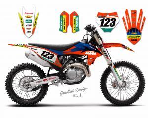 KTM Gradient Design