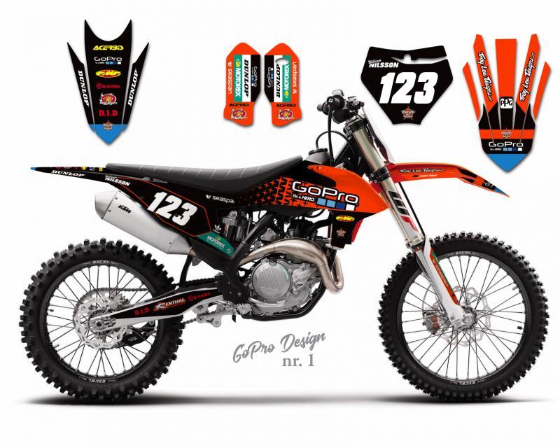 KTM GoPro Design