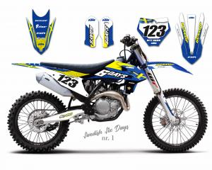 KTM Swedish Six Days Design