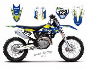 KTM Swedish Six Days Design