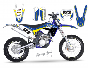 Sherco Racing  Design