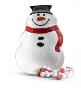 Snowman skål