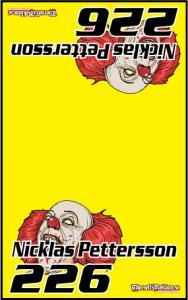 Miljömatta Evil clow.