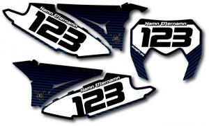 Nr-kit SE 250-300 2012-2013