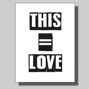This=Love... Poster
