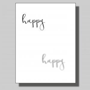 Happy... Poster