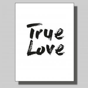 True Love.. Poster
