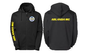 Tröja Hood Arlanda MC