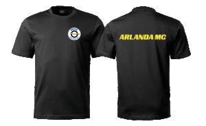 T-shirt bomull Arlanda MC