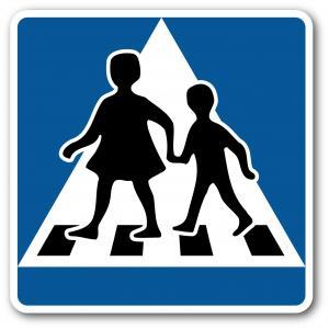 Barn: Övergångsställe