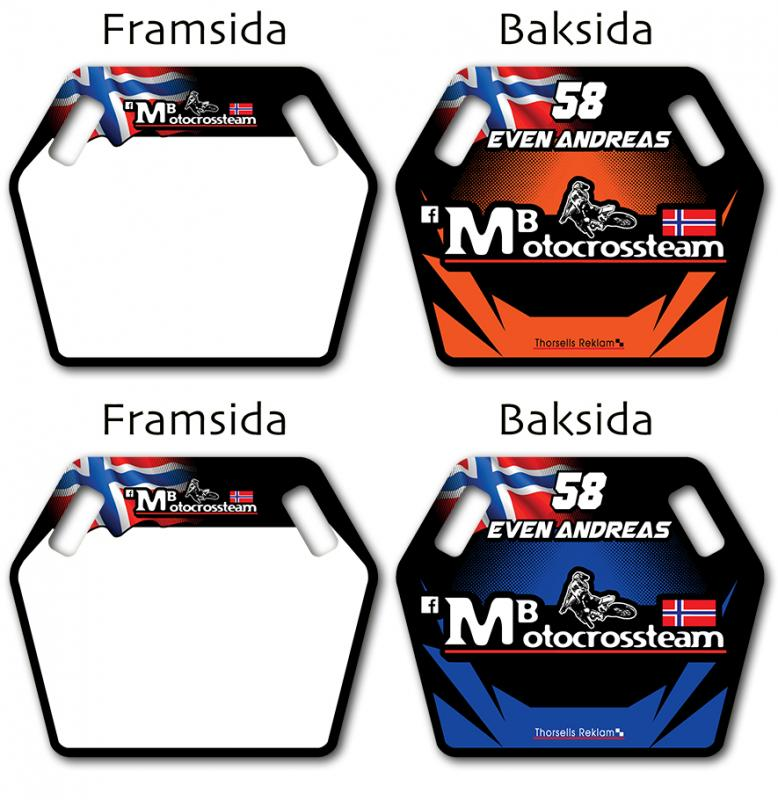 Pitboard MB Motocrossteam