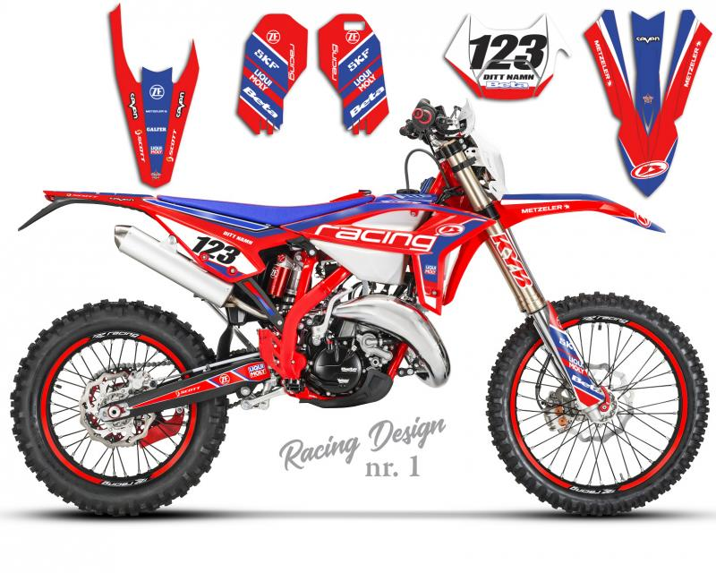 Beta Racing Design