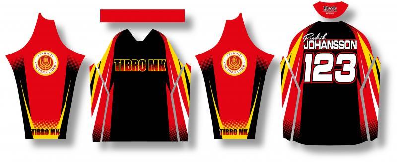 Crosströja Tibro MK