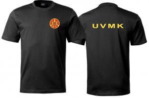 T-shirt bomull UVMK