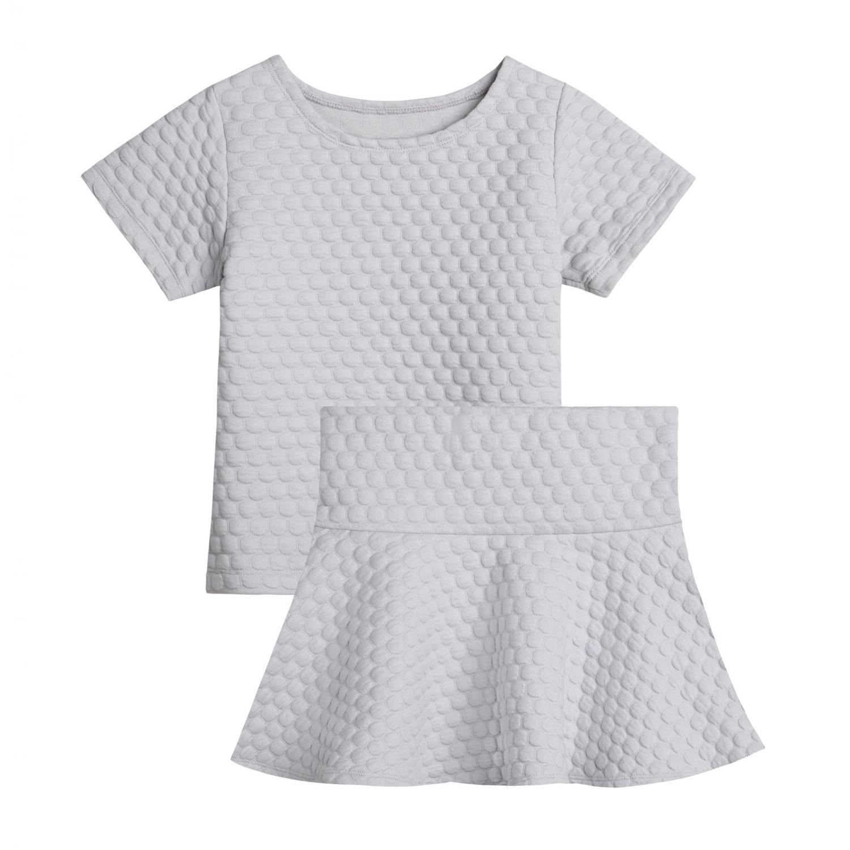 Cleo top + skirt