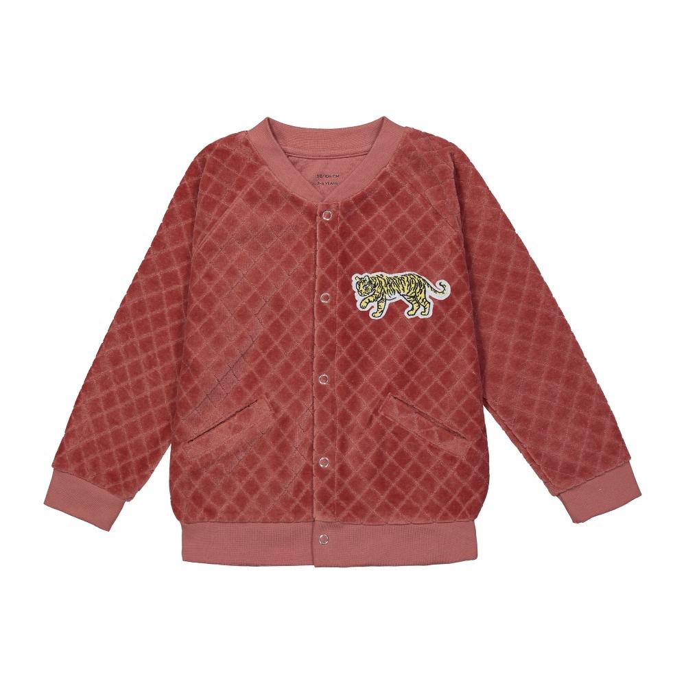 Zion bomber jacket