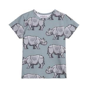 Juno SS T-shirt rhino