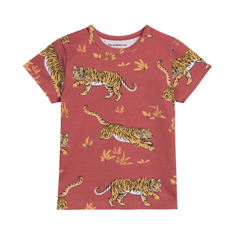 Juno T-shirt tiger