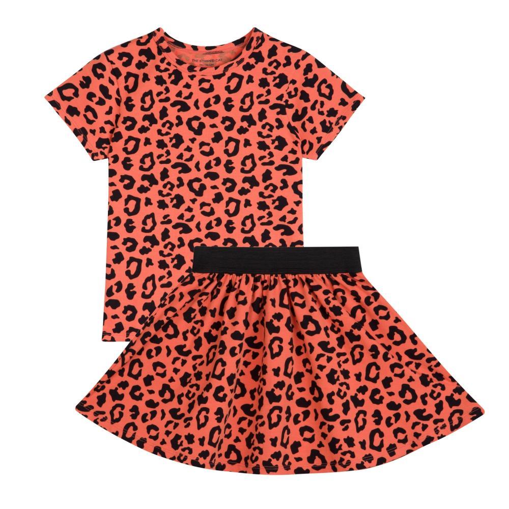 Gigi skirt + top