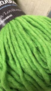 Hahtuvalanka lovikagarn äppelgrön