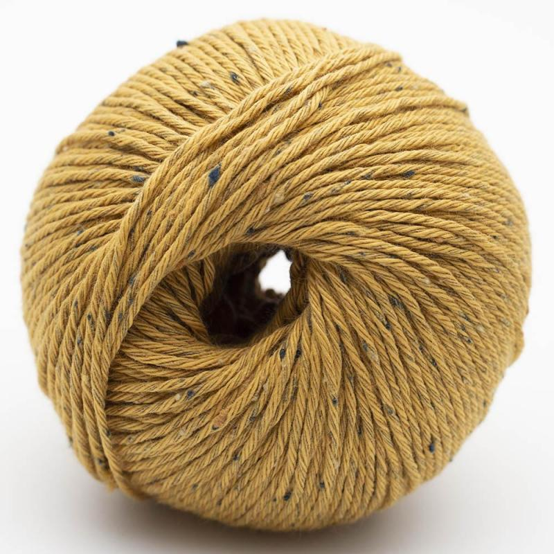 Gossypium Cotton Tweed mattgold