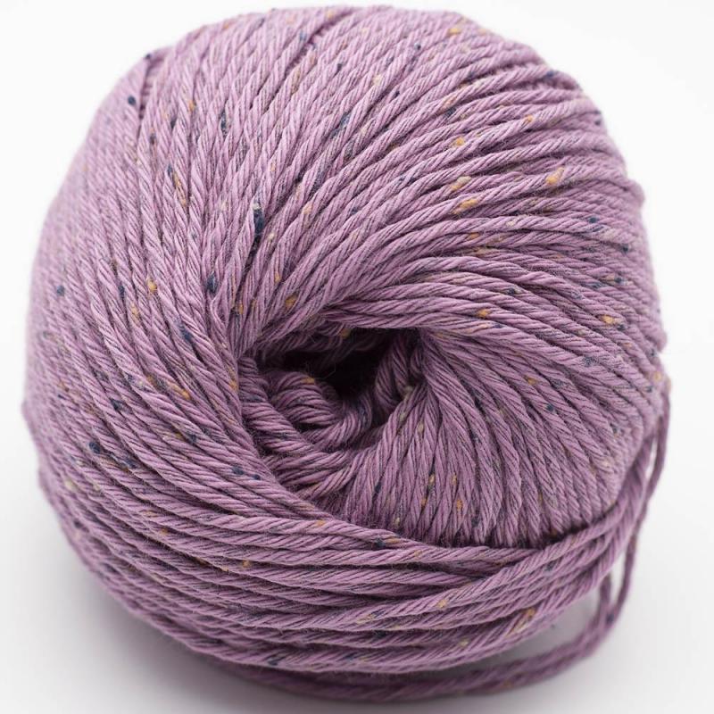 Gossypium Cotton Tweed heide
