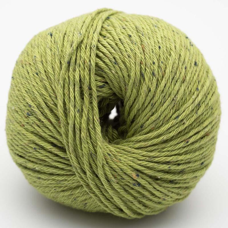 Gossypium Cotton Tweed pappelgrun