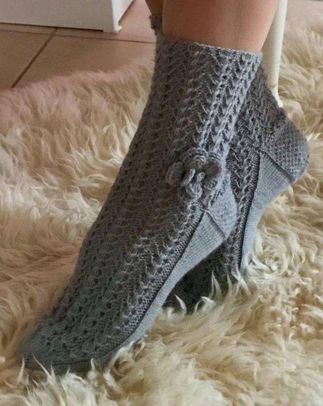 Anelmainen Lacesocks Ann in english
