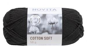 Cotton Soft svart