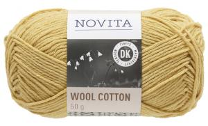 Wool Cotton saffran