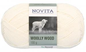 Woolly Wood naturvit