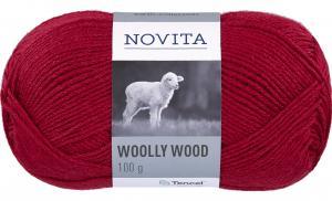 Woolly Wood tranbär