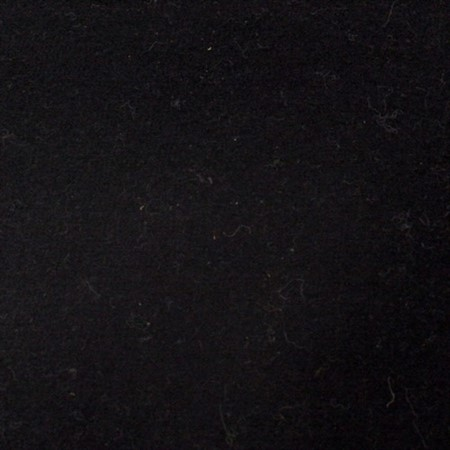 Tunn vadmal 209/01, svart flammig