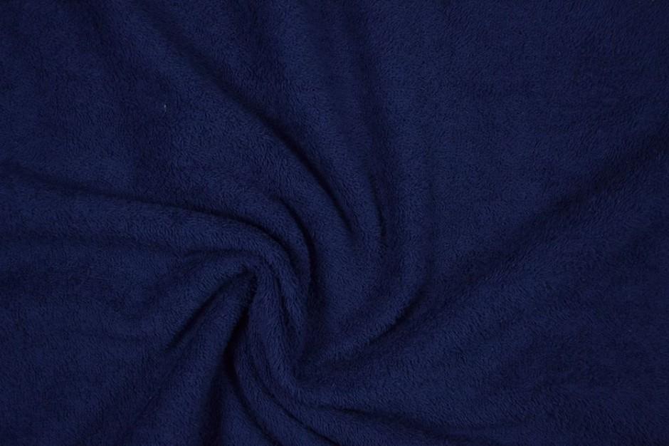 Frotte´ Marinblå 150cm  oekotex