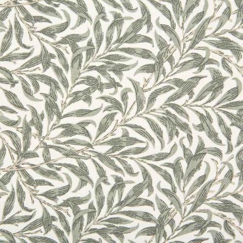 Ramas gröngrå möbel &  gardintyg