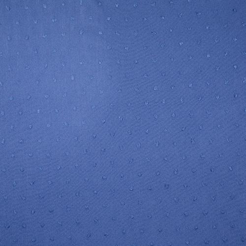 Brodyr Muslin viskos 130cm Marin blå