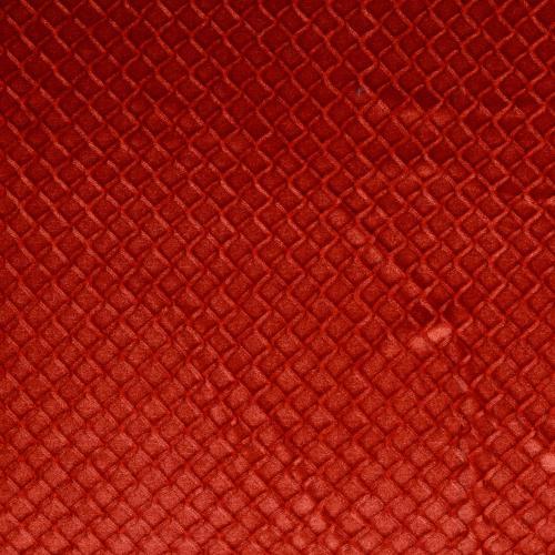 Jacquard Sammets Jersey Rost Diamant 145cm