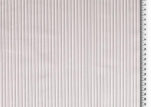 Bomullstryck Randig 145cm oekotex