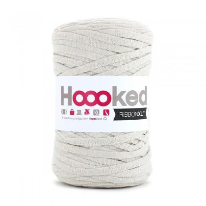 Hooked Ribbon XL Sandy Ecru