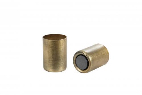 Ljushållare mässing magnet